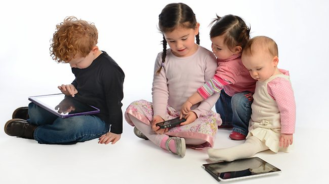Is technology melting your child's brain?