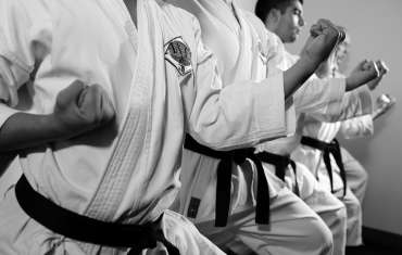 Youth and Adult Karate